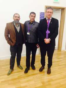 Cllr Karmani-Anwar Akhtar-Cllr Berry
