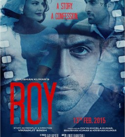Roy - Poster