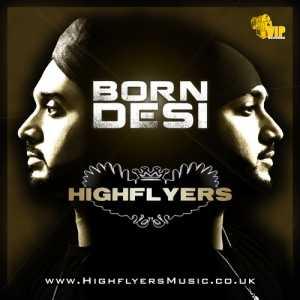 highflyers-born-desi-cover