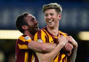 jon stead bradford city