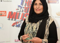 Women in the spotlight: Bilkis Mahmood wins Services to Law' award