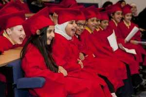 Carlton Primary School Students