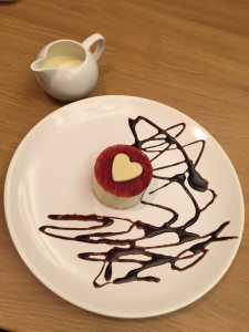 Cheesecake of the day - mamma mia review