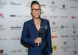 GOK WAN TO HOST THE FIFTH ANNUAL ASIAN AWARDS