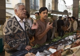 East is East favourite Om Puri relishes on his hundred-foot journey