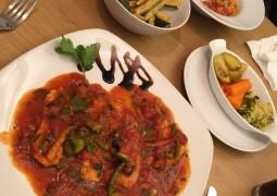Divine dining at Mamma Mia