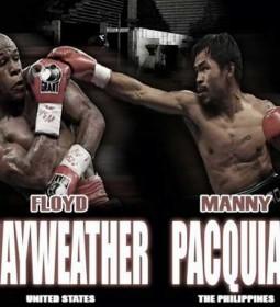 mayweather vs pacquiao fight