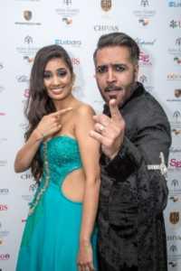 Sunny and Shay Areez Charania