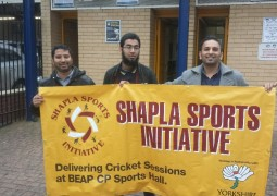 Shapla Sports Initiative To Hold Cricket Sessions At BEAP Sports Hall
