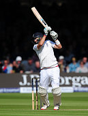 LONDON, ENGLAND - MAY 21:  Joe Root of England bats during day one of the 1st Investec Test match between England and New Zealand at Lord's Cricket Ground on May 21, 2015 in London, England.  (Photo by Dan Mullan/Getty Images)