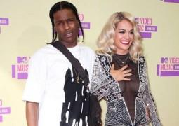 A$AP Rocky Responds To Offensive Lyrics About Rita Ora