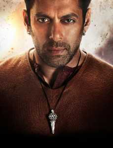 Salman Khan in new movie poster