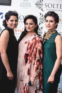 Co-Founders, Soltee UK - Bilkis Siddat, Salma Patel, Khadijha Tai