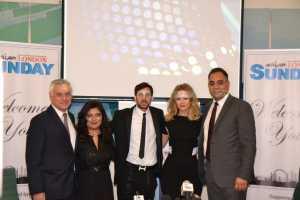 Imran Hussain AS London Launch