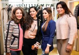 'A Summer Affair' Fashion Exhibition Hits Mayfair