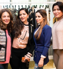 Isha Rajpal, Rose Room Couture, and guests (2)