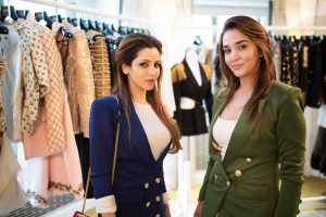Isha and Namrata Rajpal - Rose Room Couture