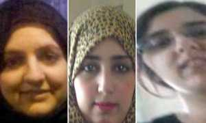The Dawood sisters