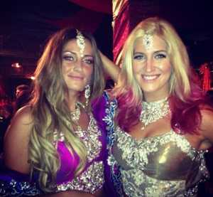 cheska hull and fran bollywood