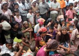 MP Decries International Community For Failing To Support The Rohingya