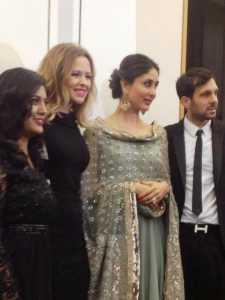 Kareen Kapoor at the Launch Of Asian Sunday Newspaper, London