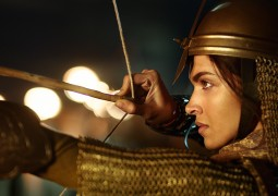 A Storm Is Coming: SEE Warriors Ranveer Singh and Deepika in first look of Bajirao Mastani