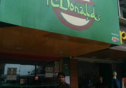 Bangistan comes to life with he launch of fictional restaurant 'fcDonalds' to promote the film