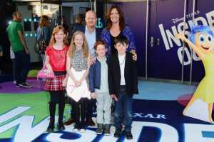 Eastender's Jake Wood and Family