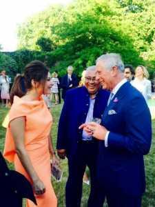 Kanika + Prince Charles