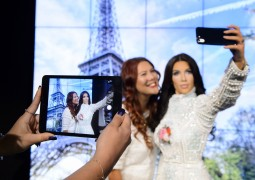 Kim Kardashian Makes History As She Joins The A-List Stars At Madame Tussauds