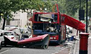 London 7 7 bombings press association