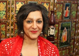 Actress turned novelist, Meera Syal plans to bring her latest book to the big screen