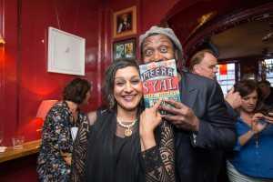 Meera Syal and Lenny Henry
