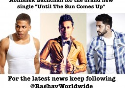 Raghav Teams Up With Hip Hop Star Nelly and Bollywood Sensation Abishek In New Single