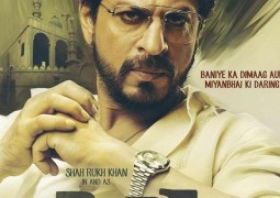 King Khan's Killer New Look In 'Raees'