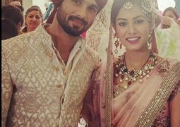 Shahid Kapoor thanks fans for their well wishes on his marriage