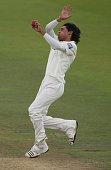 LONDON, ENGLAND - AUGUST 27: Mohammad Amir of Pakistan in action during day two of the 4th npower Test Match between England and Pakistan at Lord's on August 27, 2010 in London, England. (Photo by Tommy Hindley/Professional Sport/Popperfoto/Getty Images)