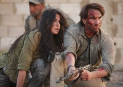 Katrina Kaif admits how she wanted to fire guns in the new political thriller 'Phantom'