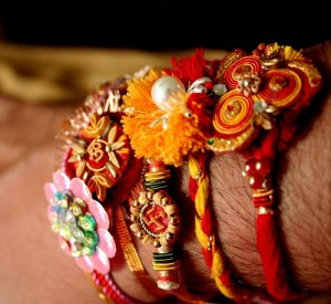 Rakhi - The bond between brother and sister