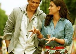 Dilwale starring Shahrukh Khan, Kajol, Varun and Kriti Sanon
