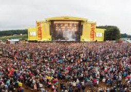 Festival goers arrive from far and wide as Leeds Festival kicks off today