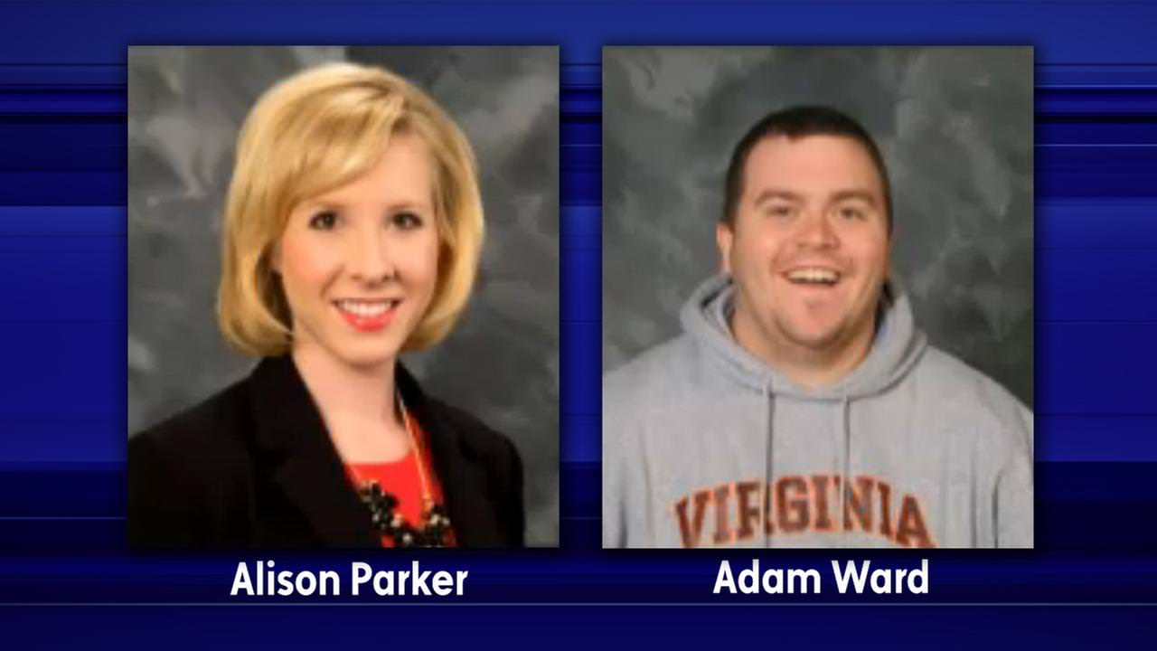 TV journalists shot dead during live report in Virginia ...