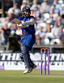 LEEDS, ENGLAND - SEPTEMBER 06: Michael Klinger of Gloucestershire in action during the Royal London One-Day Cup Semi Final between Yorkshire Vikings and Gloucestershire at Headingley on September 6, 2015 in Leeds, England. (Photo by Nigel Roddis/Getty Images)