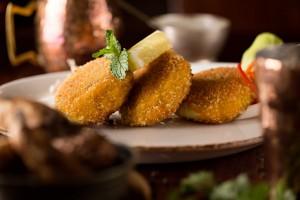 Arbi Makai Kebab