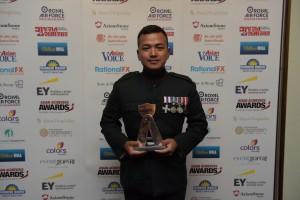 Lance Corporal Tuljung Gurung - Pic Credit Shevy Sandhu