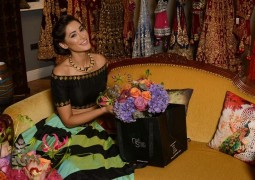 Nargis Fakhri opens up about 'If she were a bride' at London fashion event