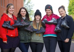 Work colleagues take on Three Peaks challenge for Marie Curie