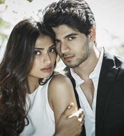 Sooraj and Athiya cover