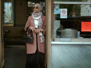 Twenty-three year old Mariah Idrissi appears in the H&M ad
