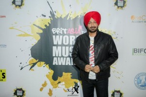 malkit at brit asia party